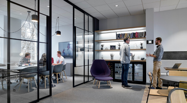 Introducing the Opus 2 Technology HQ Edinburgh