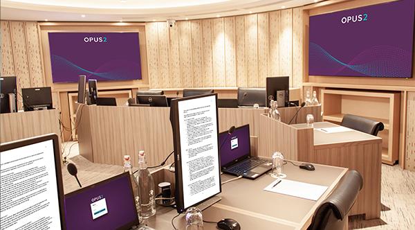Law.com: Global litigation, digital workflows & electronic proceedings