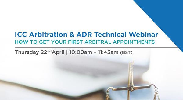 Opus 2 sponsors ICC Arbitration & ADR Technical Webinar Series