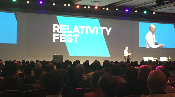 Finding change and innovation at Relativity Fest