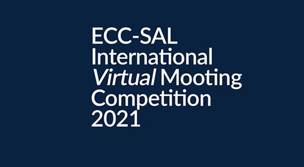 ECC-SAL International Virtual Mooting Competition Final 2021