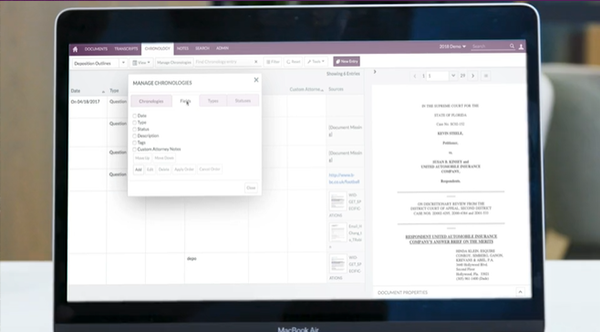 Opus 2 6.2 further streamlines workflows for lawyers