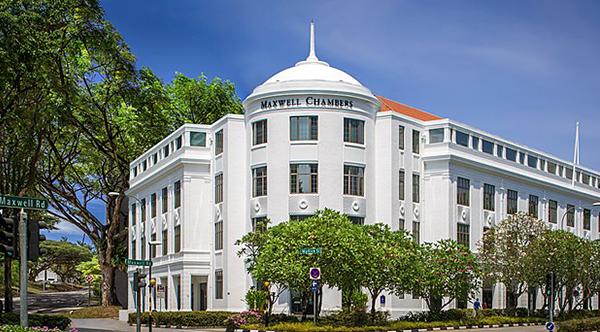 Maxwell Chambers, Singapore